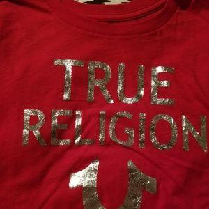True Religion shrt for women